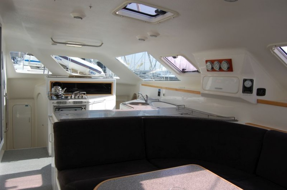Rent a Voyage yachts Voyage 440
