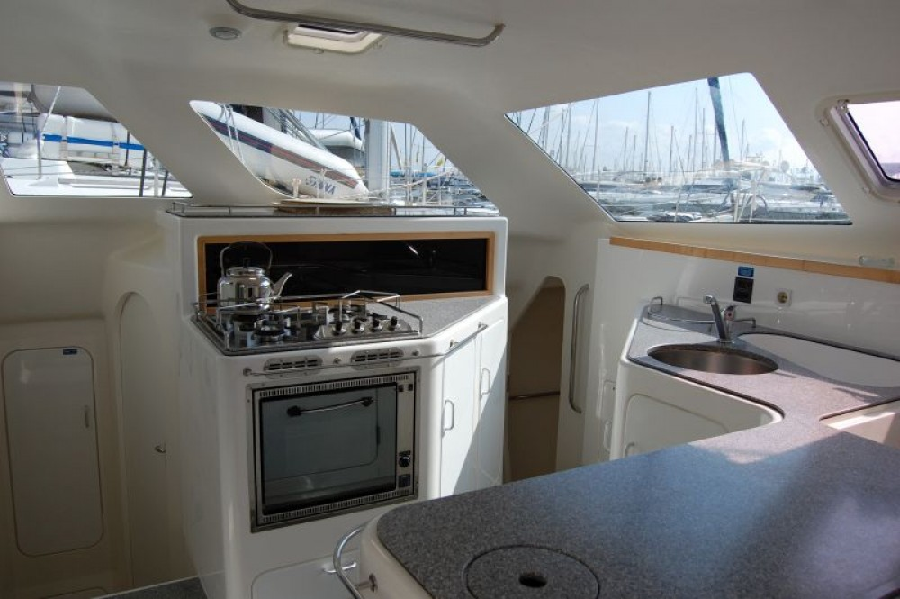 Hire Catamaran with or without skipper Voyage yachts Palma