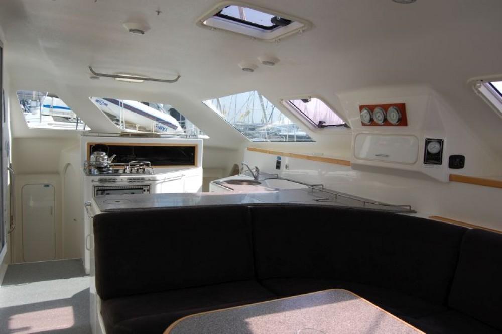 Boat rental Palma cheap Voyage 440