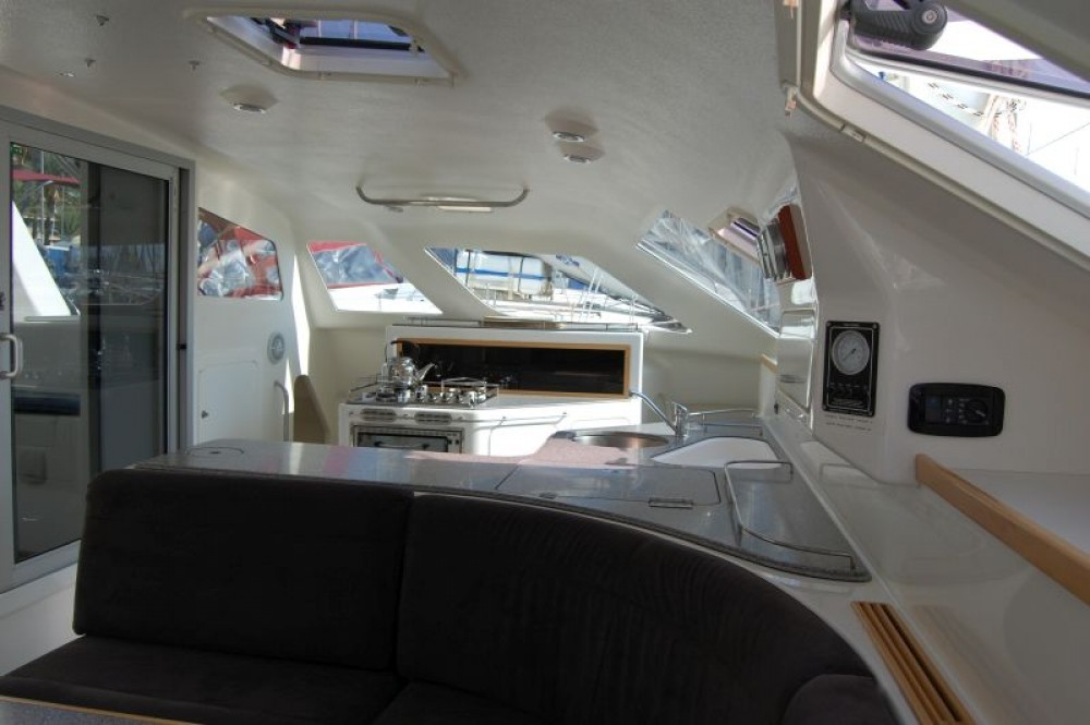 Voyage yachts Voyage 440 between personal and professional Palma