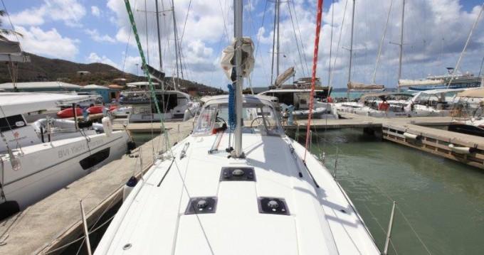 Rental Sailboat in Tortola - Bénéteau Oceanis 41