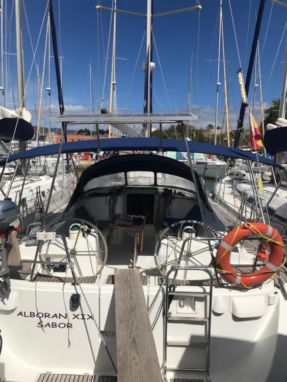 Rental Sailboat in Palma - Bénéteau Oceanis 473