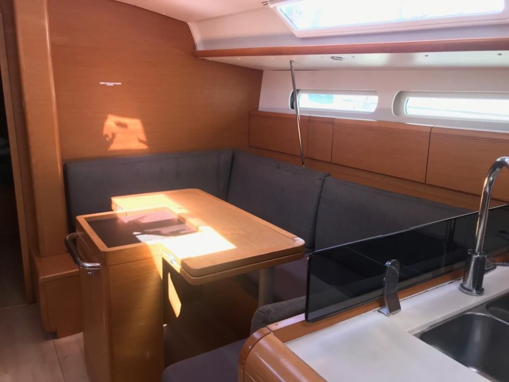 Rental Sailboat in  - Jeanneau Sun Odyssey 409