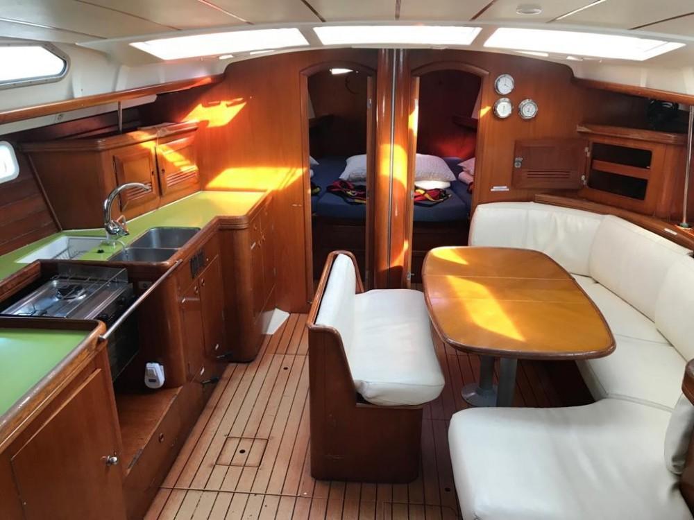 Boat rental Palma cheap Oceanis 473