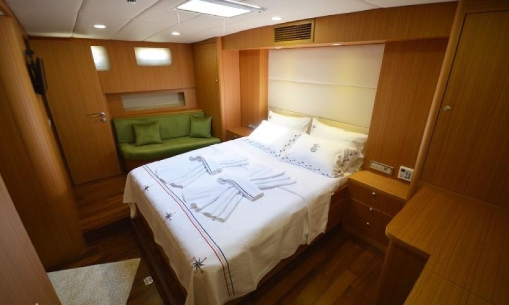 Rental yacht Muğla - custom built gulet Gulet on SamBoat
