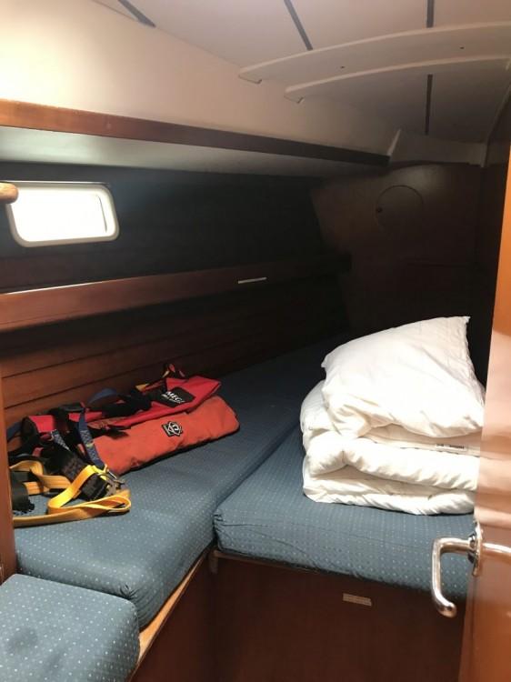 Boat rental  cheap Oceanis 461