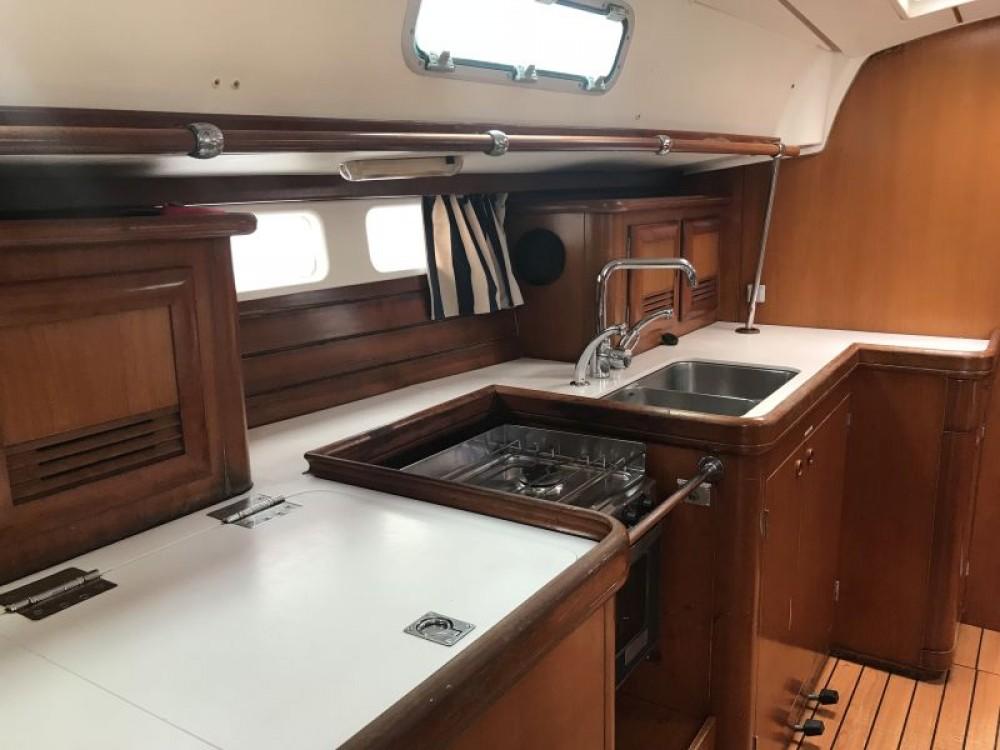 Rental Sailboat in  - Bénéteau Oceanis 461