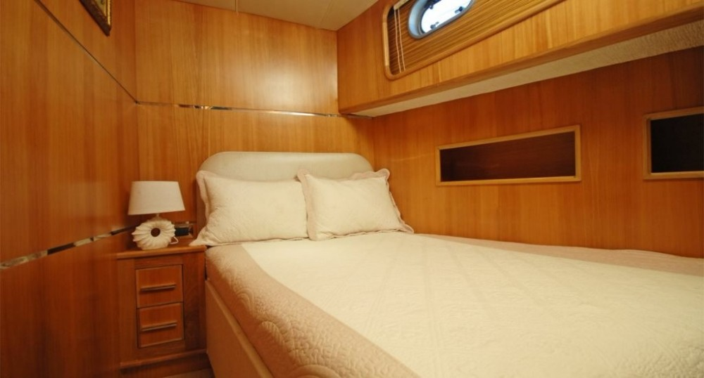 Custom Built Motor Yacht between personal and professional Muğla