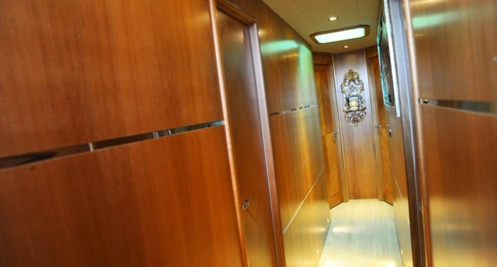 Rental yacht Muğla - Custom Built Motor Yacht on SamBoat