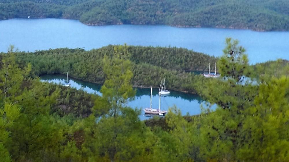 Boat rental Aegean Region cheap Gulet