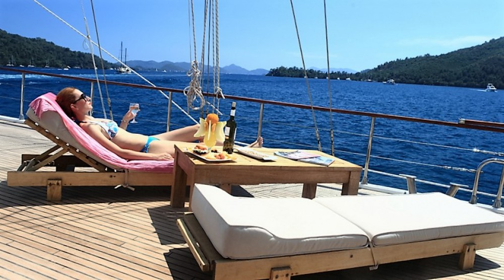 Hire Sailboat with or without skipper Custom Built Aegean Region