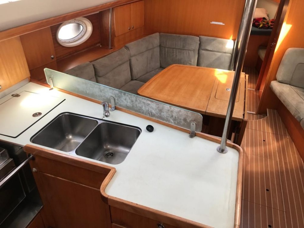 Hire Sailboat with or without skipper Elan Canary Islands