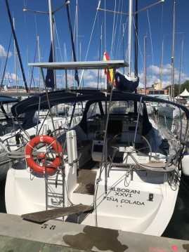 Sailboat for rent Tenerife (Island) at the best price