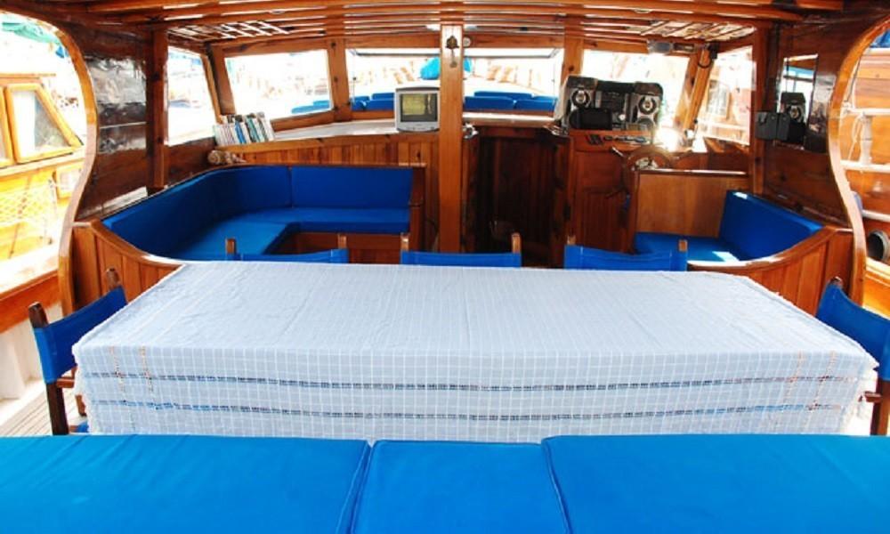 Boat rental Gulet Custom Built Gulet in  on Samboat
