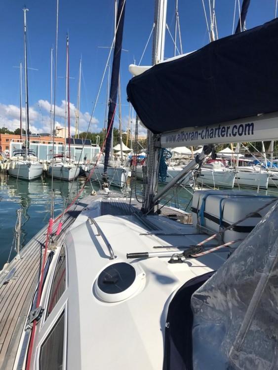 Rental Sailboat in Canary Islands - Elan Elan 434 Impression