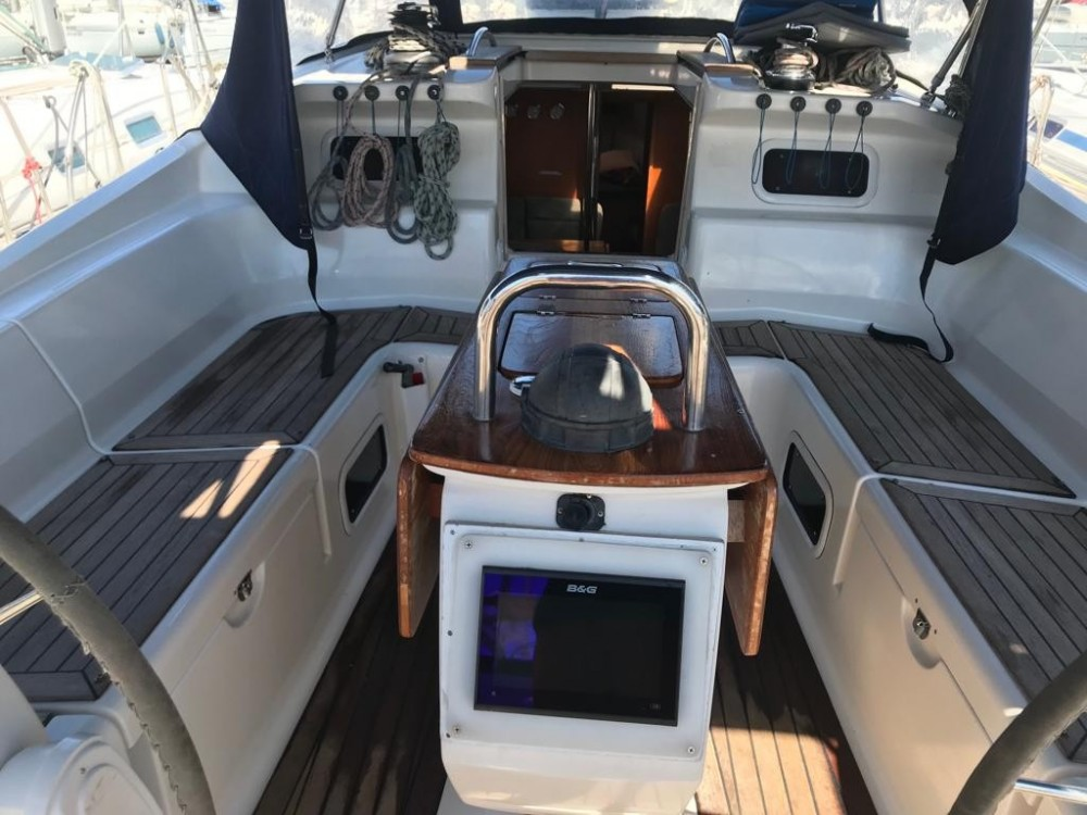 Rental yacht Canary Islands - Elan Elan 434 Impression on SamBoat