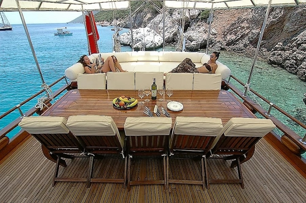Boat rental Custom Built Gulet in Muğla on Samboat