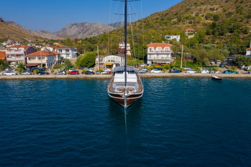 Boat rental custom built gulet Gulet in Muğla on Samboat