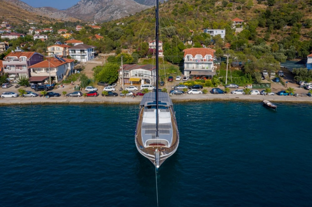 Rental Sailboat in Muğla - custom built gulet Gulet