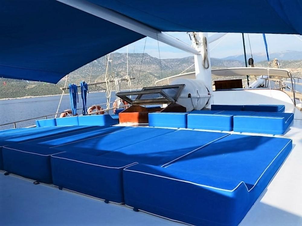 Rental yacht Aegean - Custom Built Gulet on SamBoat