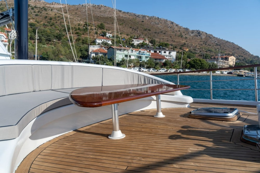 Rental yacht Muğla - custom built gulet Gulet on SamBoat