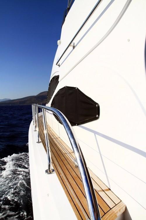 Rental Motorboat in Muğla - custom built YACHT Bodrum Custom 55