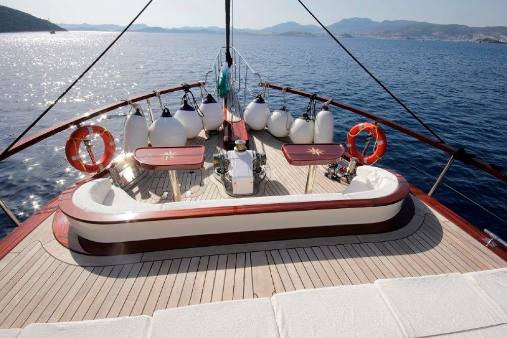 Hire Sailboat with or without skipper Gulet Custom Built