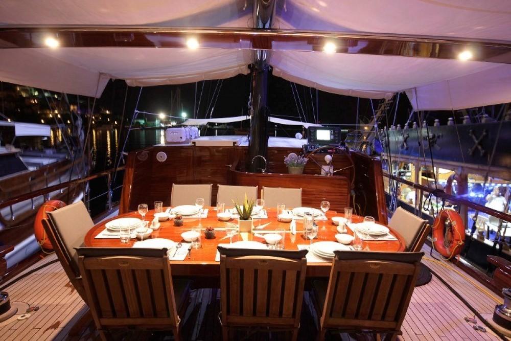 Rental Sailboat in Muğla - Gulet Custom Built Gulet