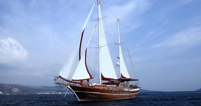 Rental yacht Bodrum - Custom Gulet on SamBoat