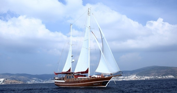 Custom Gulet between personal and professional Bodrum