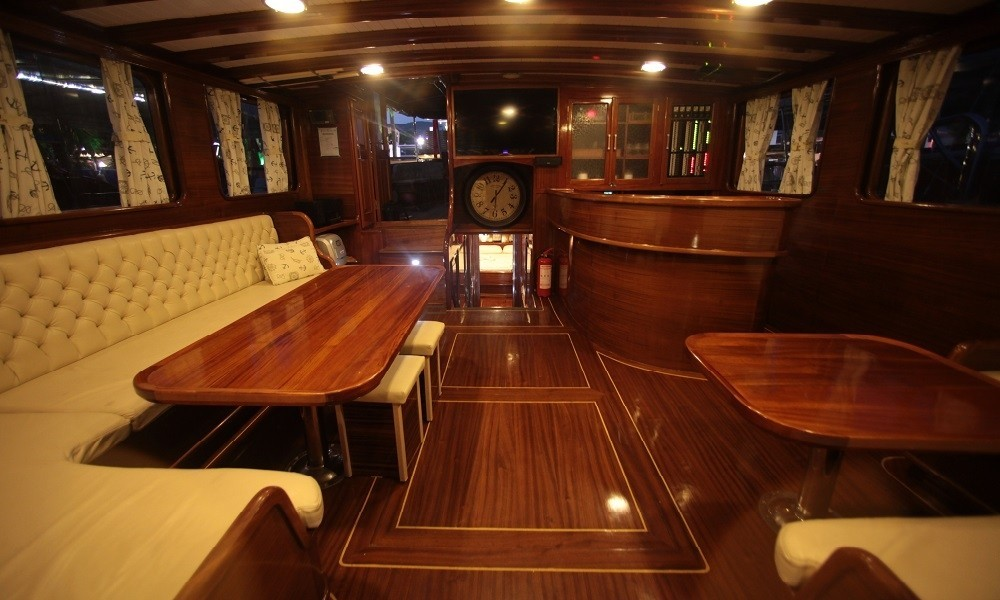 Hire Sailboat with or without skipper Custom Muğla