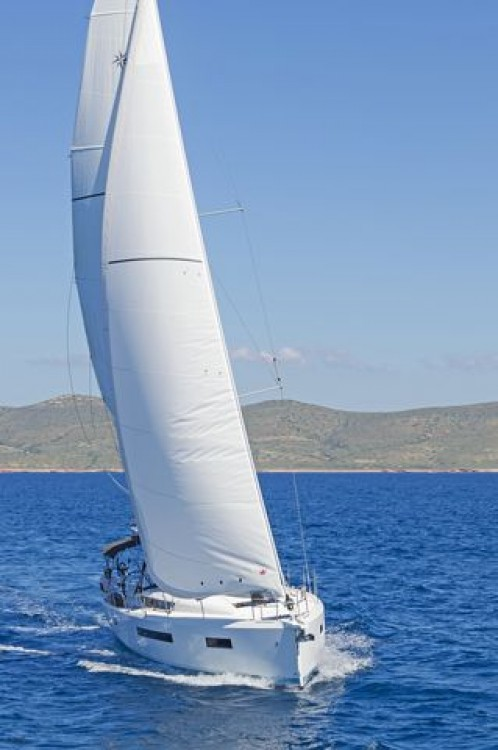 Boat rental  cheap Sun Odyssey 490