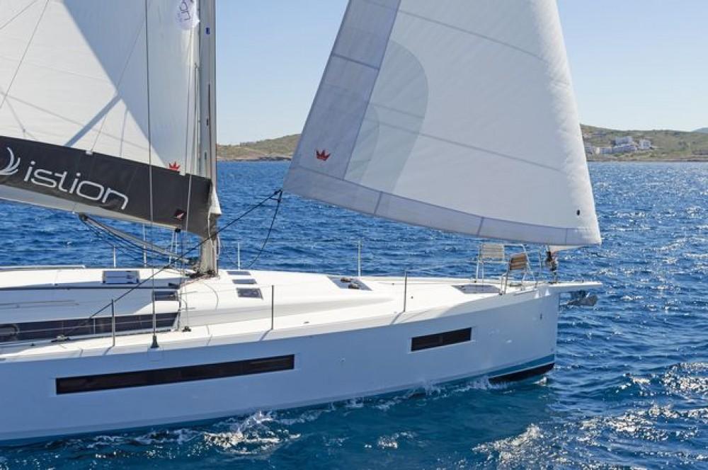 Boat rental Municipality of Kos cheap Sun Odyssey 490