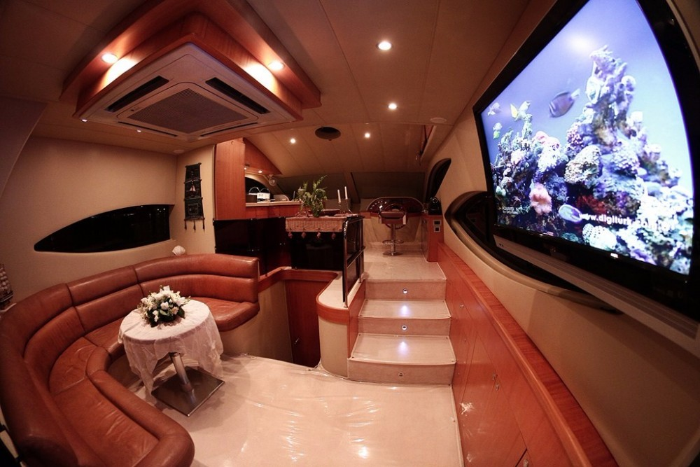 custom built YACHT Bodrum Custom 55 between personal and professional Muğla