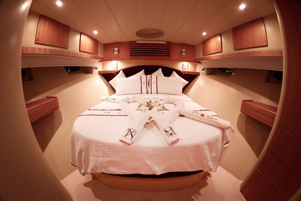 Hire Motorboat with or without skipper custom built YACHT Muğla