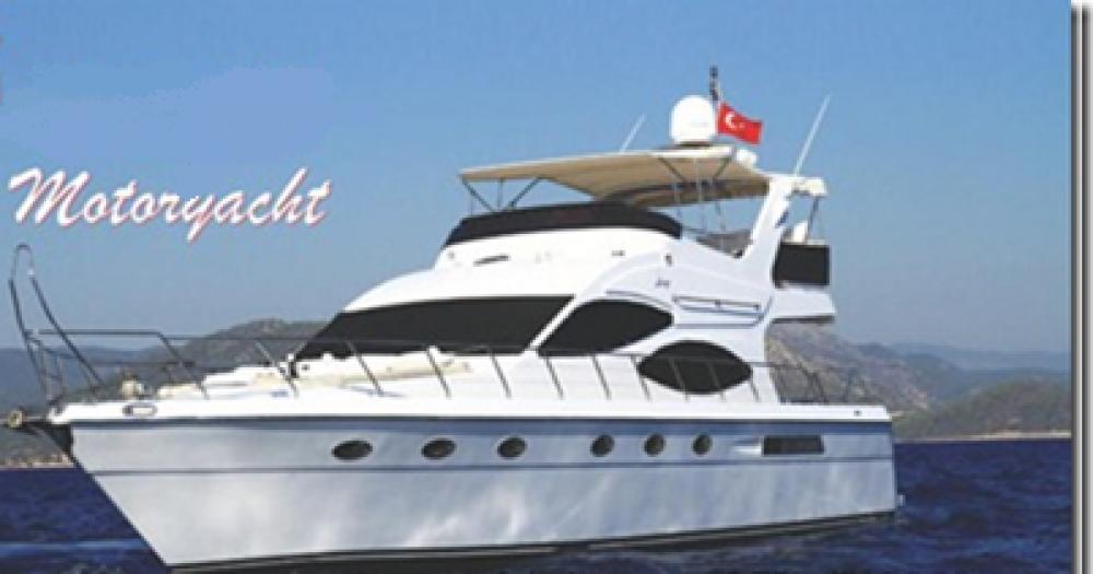 Rent a custom built YACHT Bodrum Custom 55 Muğla