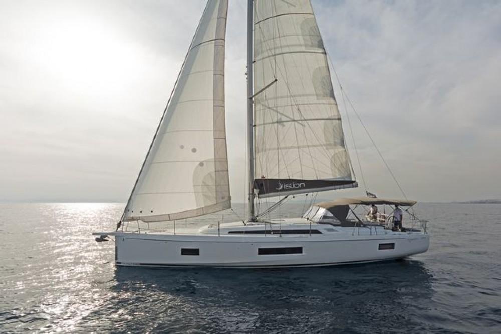 Rental Sailboat in Athens - Bénéteau Oceanis 51.1