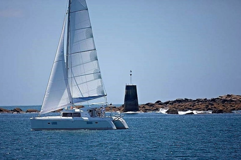 Hire Catamaran with or without skipper Lagoon Aegean Region