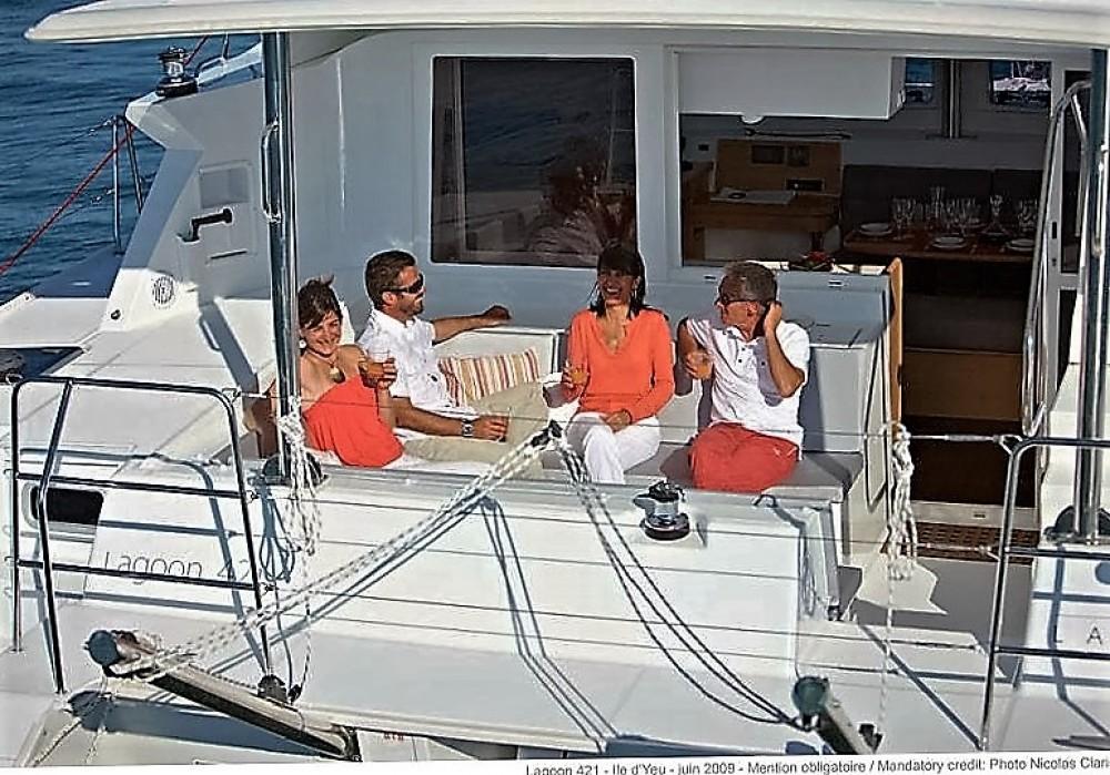 Rental yacht Muğla - Lagoon Lagoon 421 on SamBoat
