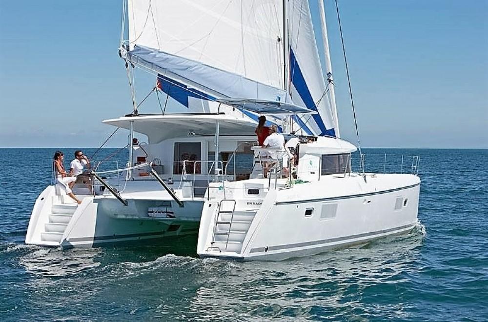 Catamaran for rent Muğla at the best price