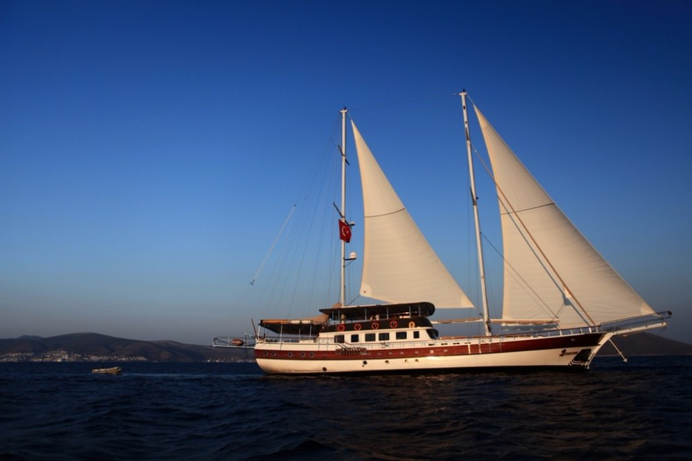 Rental yacht Aegean Region - Gulet Custom Built Gulet on SamBoat