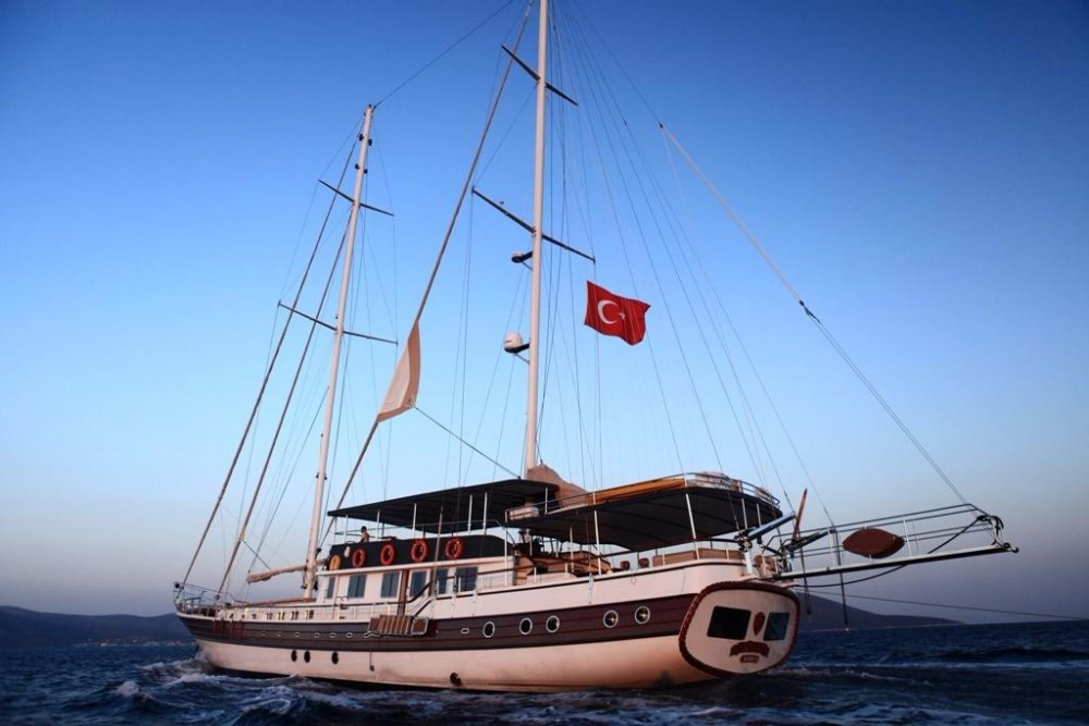 Boat rental Aegean Region cheap Gulet