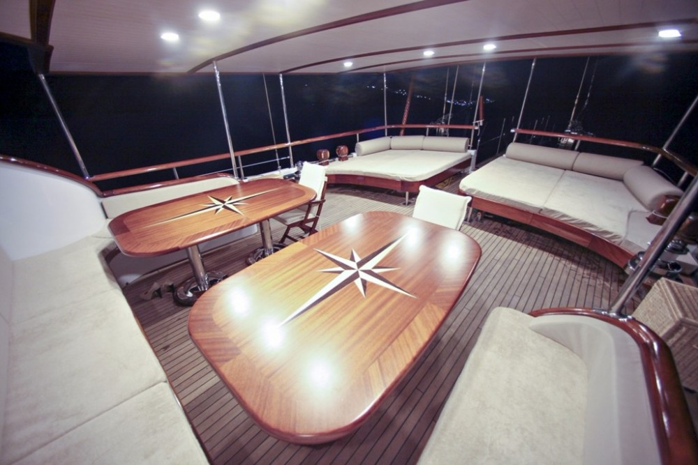 Boat rental Gulet Custom Built Gulet in Aegean Region on Samboat
