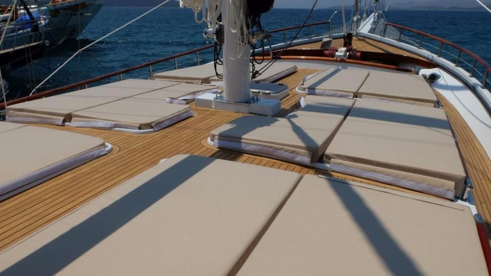 Rental Sailboat in Aegean Region - Gulet Custom Built Gulet