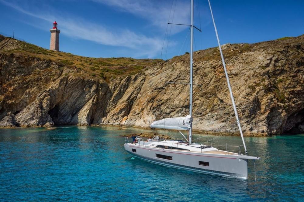 Rental yacht Aegean - Bénéteau Oceanis 461 on SamBoat