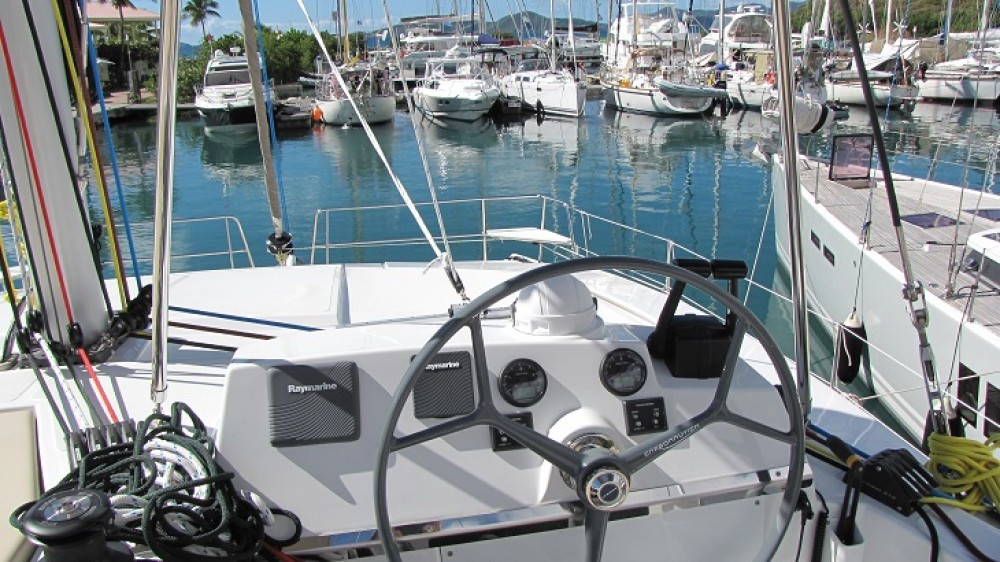 Boat rental Bali Catamarans Bali 4,0 Owner Version in Road Town on Samboat