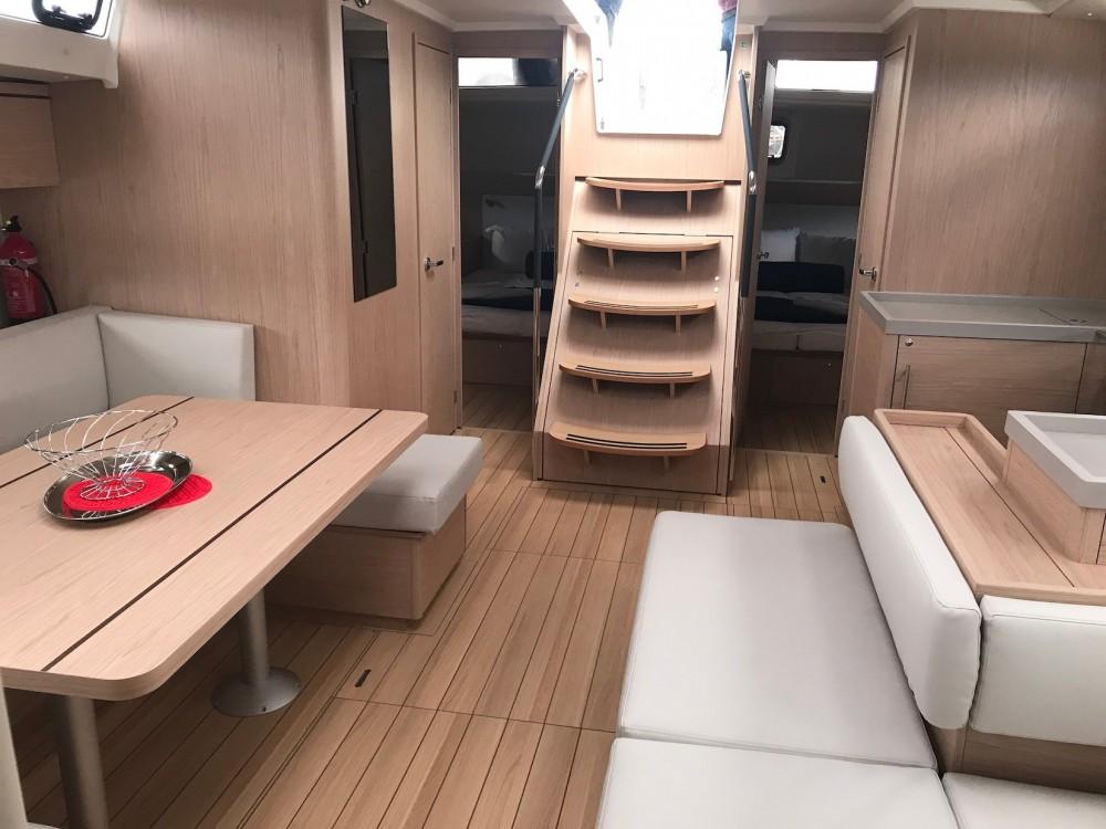 Boat rental Sardinia cheap Oceanis 51.1