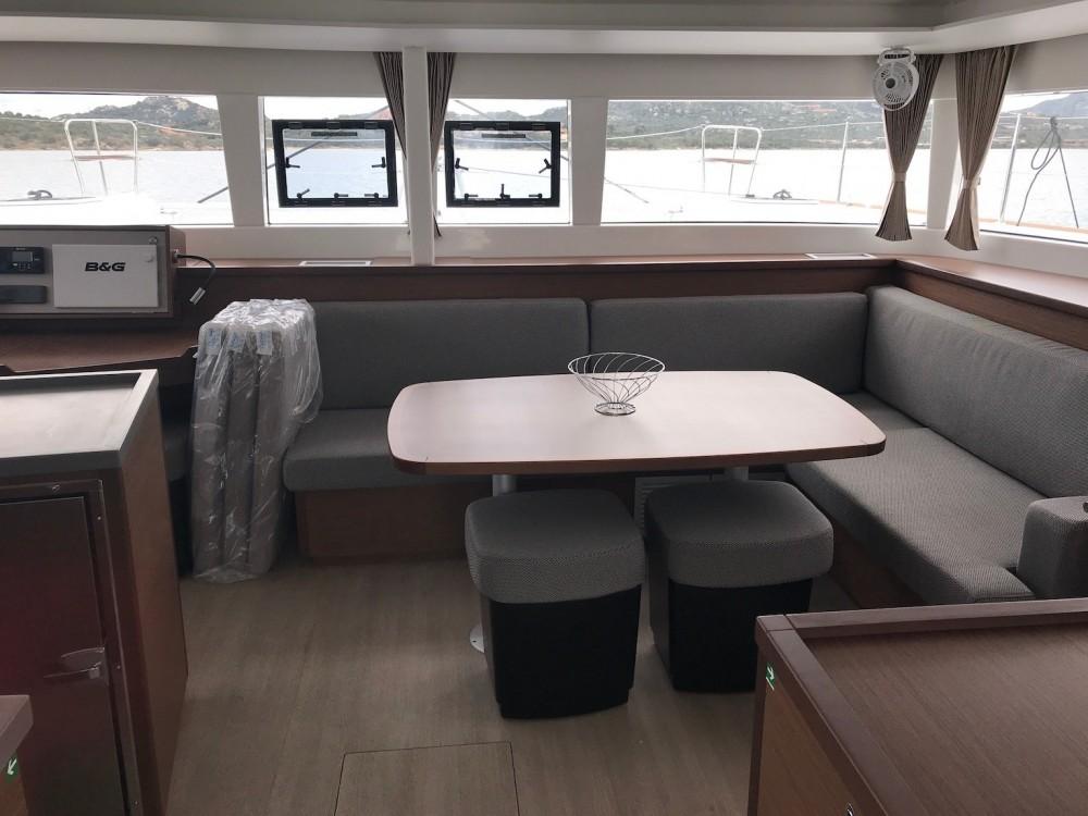 Rental Catamaran in Sardinia - Lagoon Lagoon 450 F