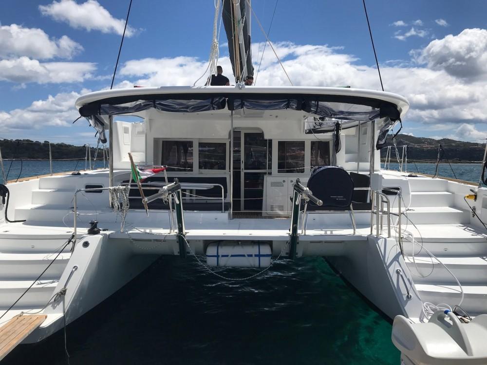 Boat rental Sardinia cheap Lagoon 450 F