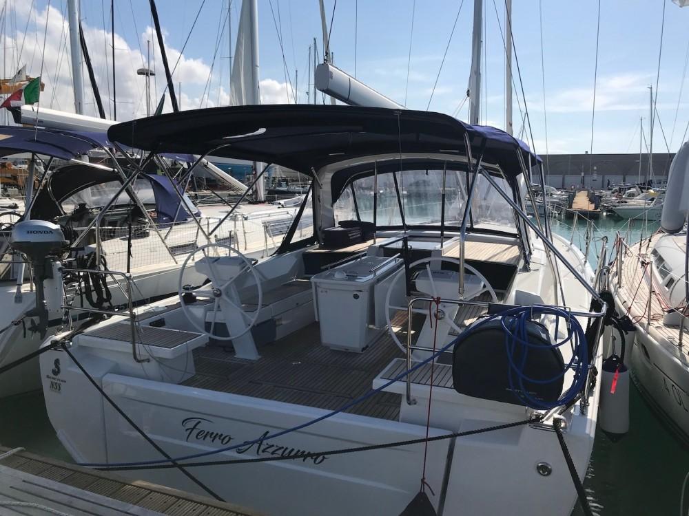 Boat rental Rosignano Marittimo cheap Oceanis 46.1